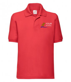 Your School Childs Polo Shirt