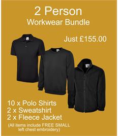 2 Person Workwear Bundle