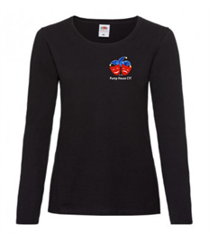 CYT Ladies Long Sleeve T-Shirt